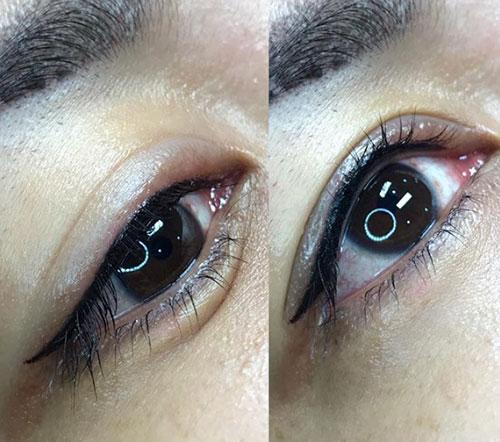 Eye Liner permanent à Lyon